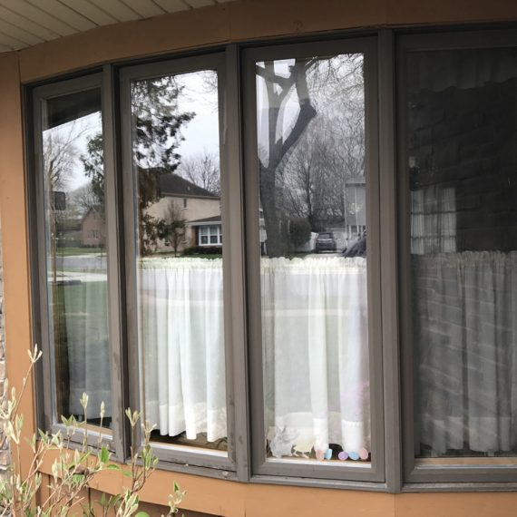 Chicago residential window cleaning