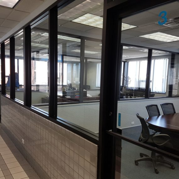Chicago commercial window cleaning